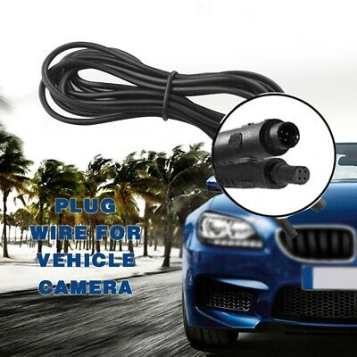 AU3.55 • Buy 2M Car Dash Cam Rear View Backup Reverse Camera 4 Pin Extension Cable Cord Black