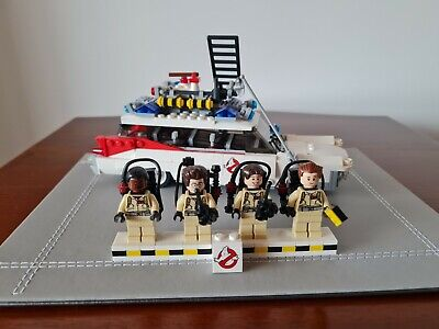 £15 • Buy Lego Ideas Ghostbusters Ecto - 1 Classic Movie Car With 4 Mini Figures