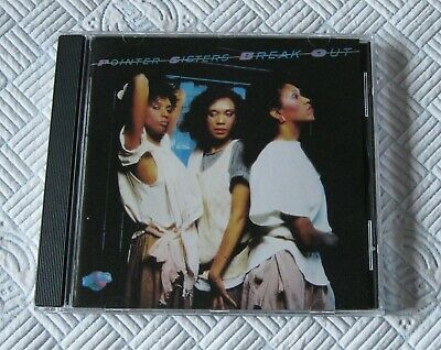 £6.99 • Buy The Pointer Sisters - Break Out - Scarce Early Japan For Europe Cd Album