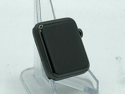 $ CDN217.77 • Buy Apple Watch Series 3 Cellular Space Black Stainless Steel 42mm No Band Fair Cond