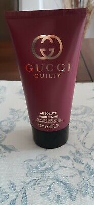 £6 • Buy Gucci Guilty Absolute Body Lotion