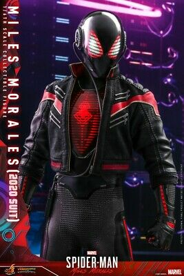 $ CDN517.93 • Buy Hot Toys VGM49 1/6 Scale Spider-man Miles Morales 2020 Suit Ver Action Figure