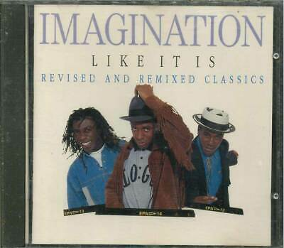 £4.09 • Buy IMAGINATION  Like It Is (Revised And Remixed Classics)  CD-Album