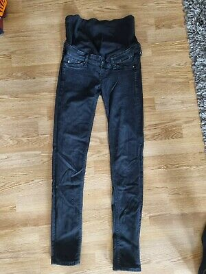 £5 • Buy H&m Maternity Over Bump Shaping Skinny Jeans Size 10