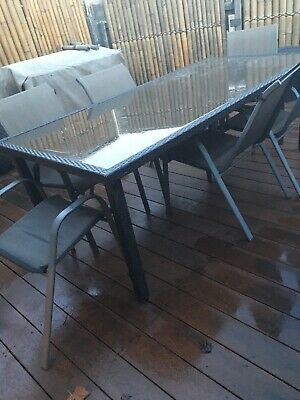 AU179 • Buy Outdoor Dining Setting 7 Piece
