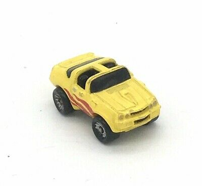£3.50 • Buy Vintage Galoob Micro Machines Yellow Chevy 70 Camaro Collectable Car Toy