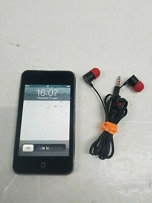 £19.99 • Buy Apple IPod Touch 2nd Generation Black 8GB (Model A1288) Fully Tested & Working