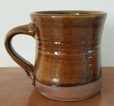 £16.50 • Buy A Vintage Coxwold Pottery Large Mug, With Apple Tree Stamp (1.5 Pt Capacity)