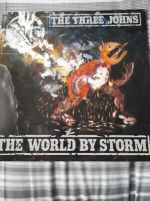£7.50 • Buy The Three Johns: The World By Storm