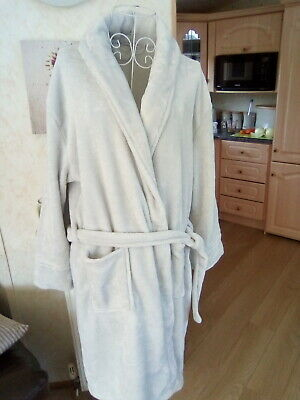 AU7.46 • Buy Pretty Ladies Housecoat/dressing Gown Size 12/14 From Avenue Pale Blue.