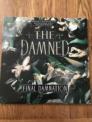 £30 • Buy The Damned- Final Damnation Special Limited Edition Green Vinyl (RARE)