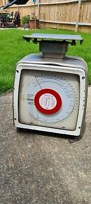 £10 • Buy Vintage Avery 4B Post Office Weighing Scales