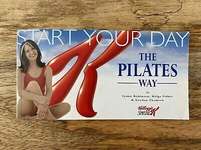 £2 • Buy Start Your Day The Pilates Way Book