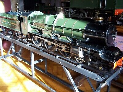 £12995 • Buy Livesteam Gwr 5   King -wonderful Example With Build Photos And Swindon Boiler.