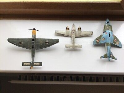 £7 • Buy DINKY TOYS PLANE AEROPLANE AIRCRAFT JUNKERS BEECH HARRIET VINTAGE ANTIQUE LOT 1p