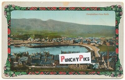 £2.50 • Buy CAMPBELTOWN FROM NORTH Postcard - Argyll & Bute. Paisley Scotland
