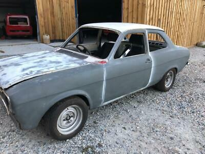 £6100 • Buy 1968 Ford Escort Mk1 , Escort Project, 3 Owners , Solid Throughout
