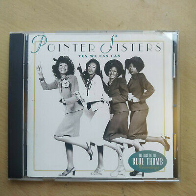 £0.99 • Buy The Pointer Sisters - Yes We Can Can (The Best Of The Blue Thumb Recordings,...