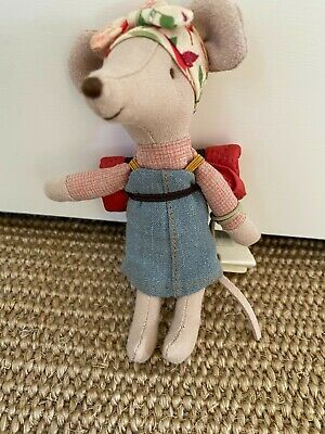 £32.99 • Buy Maileg Hiker Camping Mouse Girl - BNWT - Big Sister - Retired