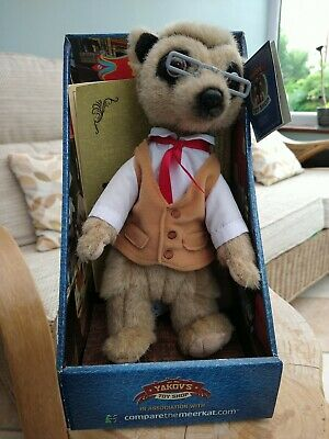 £9.99 • Buy Yakov Meerkat Toy, Compare The Market. New In Original Box With Certificate