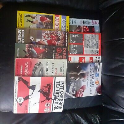 £15 • Buy Manchester United Fa Cup Programmes Bulk