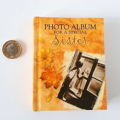 £2 • Buy Pocket Photo Album: For A Special Sister