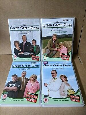 £19.49 • Buy The Green Green Grass - Series 1-4 - Complete Series DVD