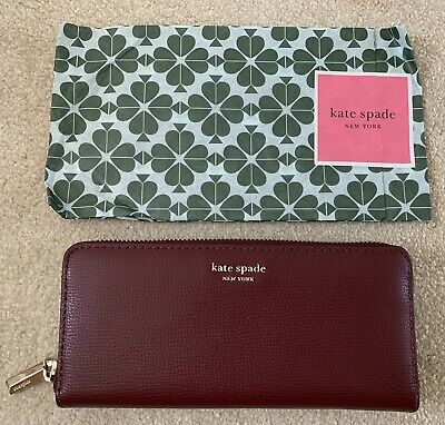 £24.99 • Buy Kate Spade Purse - Burgundy - Excellent Condition