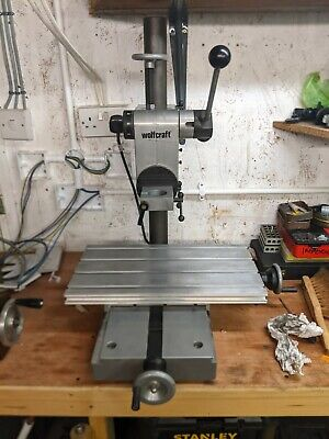 £25 • Buy Wolfcraft 5005000 Drill Press With Compound Table.