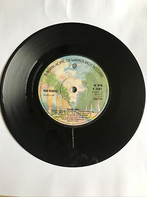 """£2.50 • Buy Rab Noakes Clear Day 7"""" Vinyl Single Record"""