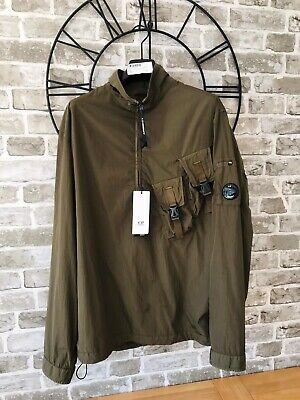 £275 • Buy CP Company Overshirt Jacket Green XL Brand New With Tags