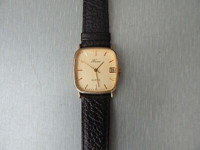 £14.50 • Buy Gents Vintage Hermes Watch With Date In Excellent Condition With A New Battery