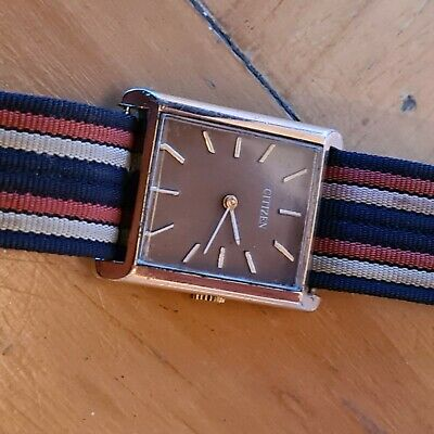 £15 • Buy Citizen Ladies Watch Hand Winding Gold Plated Very Good Condition