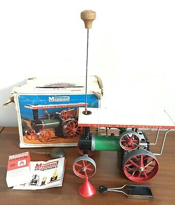 £9.99 • Buy MAMOD STEAM TRACTOR TE1A , Boxed & Extras - Good Condition - FULLY WORKING