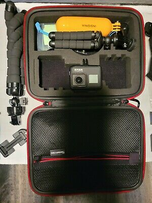$ CDN377.65 • Buy GoPro Hero 7 Black With Carry Case Bundle W Accessories And 128GB SD Card