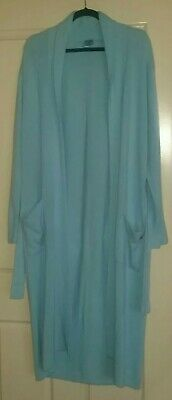 AU39.95 • Buy Womens Dream By Peter Alexander Blue Dressing Gown Size M