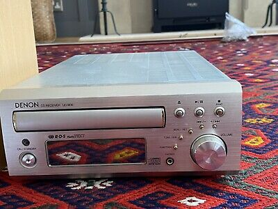 £35 • Buy Denon UD-M30 Cd Player & Denon Speakers. In Good Working Order