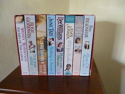 £5.80 • Buy 8 Heartbreak And Hope Family Classic Sagas In Own Box New Condition