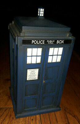 £50 • Buy Tardis Doctor Who Diecast Collectable 2004 Scificollector Ninth Rare