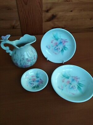 £2.99 • Buy Aynsley Little Sweetheart Bits And Bobs Plus Very Pretty Butterfly Jug