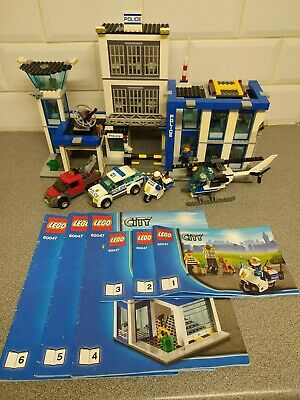 £45 • Buy Lego Police Station 60047 With Instructions