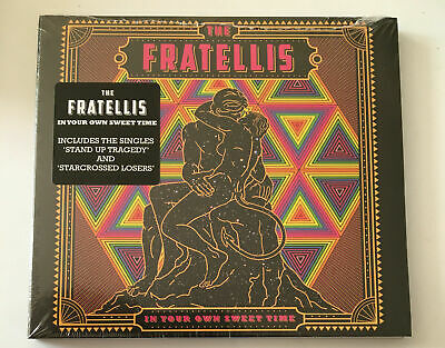 £5.29 • Buy The Fratellis - In Your Own Sweet Time CD : NEW & FACTORY SEALED
