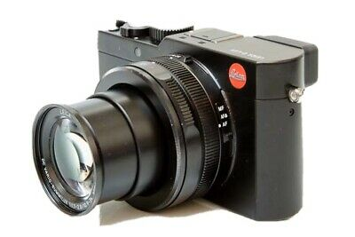 £106 • Buy LEICA D-LUX Typ 109 12.8 Mp Zoom + Soft Case + Additional Battery + Flash