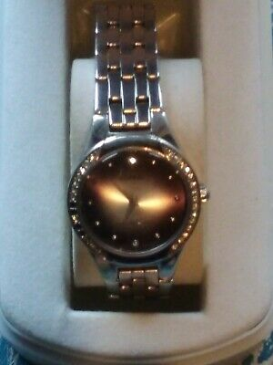 £9.99 • Buy Ladies Lorus Watch By Seiko, With Box And Spare Links Used Condition.