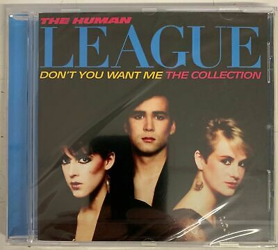 £4.99 • Buy The Human League - Dont You Want Me - The Collection (CD) New Sealed