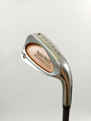 £29.99 • Buy Taylormade Burner Oversize 7 Iron Bubble Regular Graphite/ Right Handed