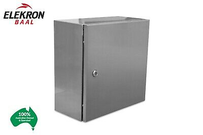 AU140 • Buy 304 Stainless Steel Electrical Enclosure Box Switchboard 300HX200WX150D IP66