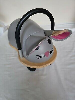 £22.99 • Buy The Original Wheely Bug Mouse  (1-3 Yrs) Toddler Child Ride On Hippychick Ltd