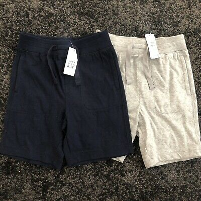 £3 • Buy Gap Toddler Boy / Baby Boy Shorts Age 2-3 Years Blue And Grey Brand New