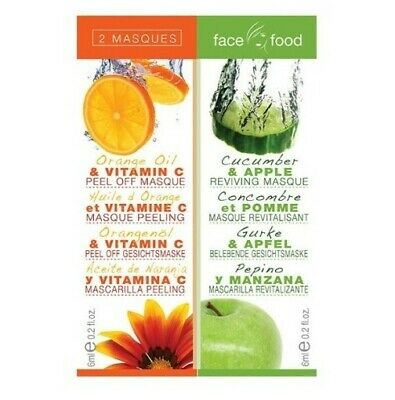 £1.85 • Buy Montagne Jeunesse  'Face Food' Mixed Face Mask Sachets - All Skin Types. Unisex